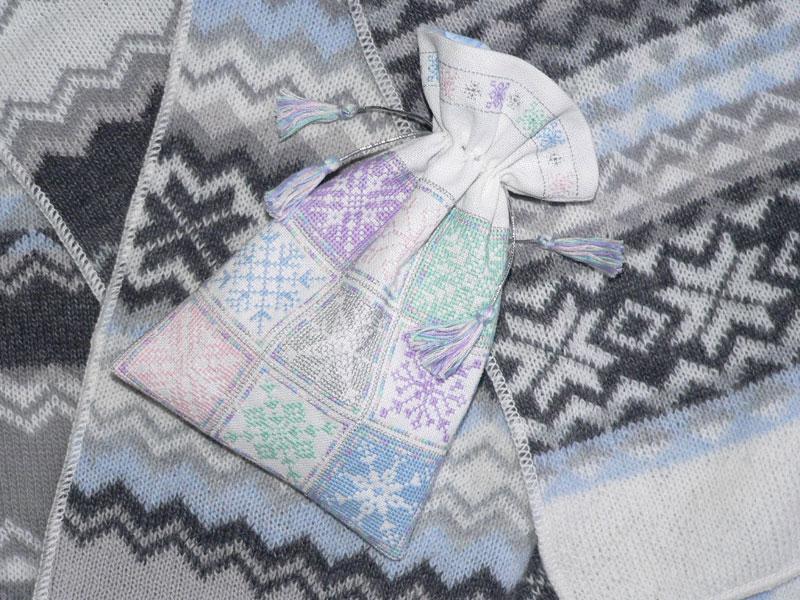 14 - Ash для Natashka. 2010 'Новогодний мешок'