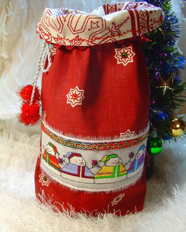 18 - Tanita Tararam для tookie. 2010 'Новогодний мешок'