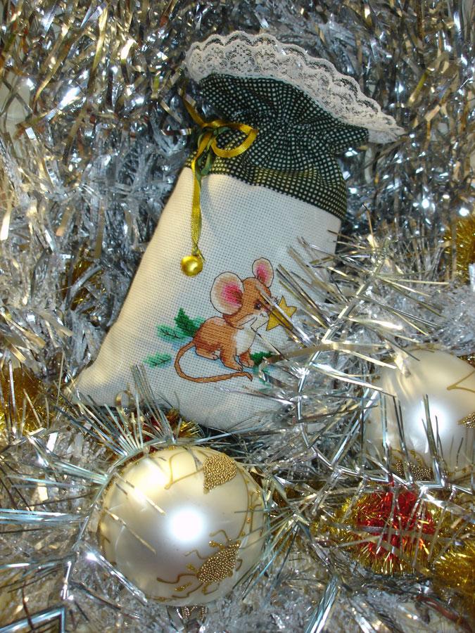 25 - tooke  для Фроси. 2010 'Новогодний мешок'