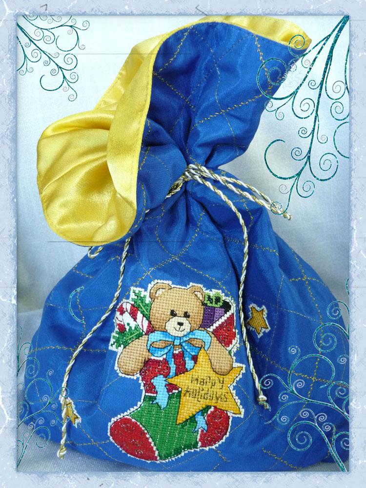 39 - taniv для simoks. 2010 'Новогодний мешок'