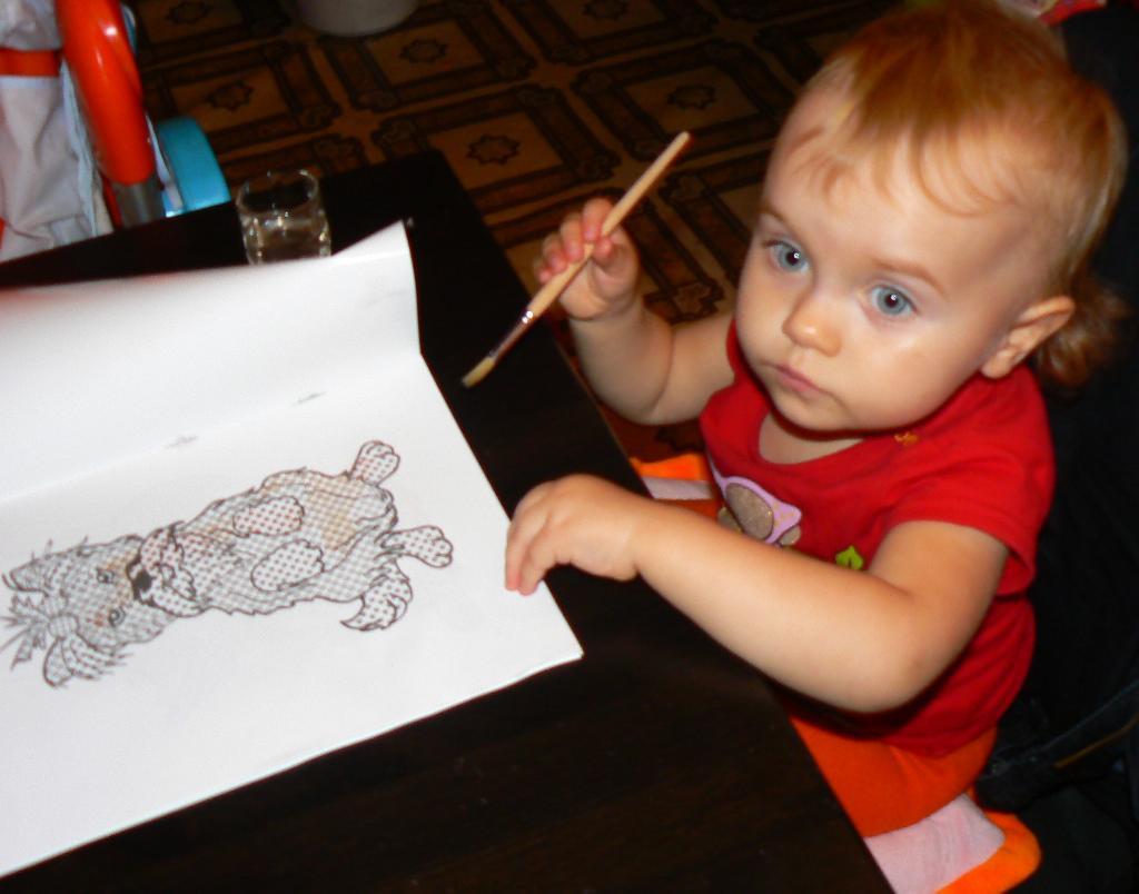 Что же еще нарисовать Дедушке Морозу))). Пишу письмо Деду Морозу