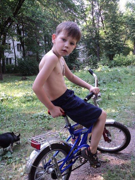 Велобайкер :). Закрытое голосование фотоконкурса 'Укрощение велосипеда'