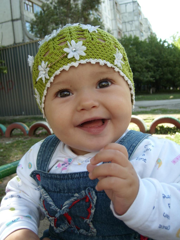 Софийке 7 месяцев.