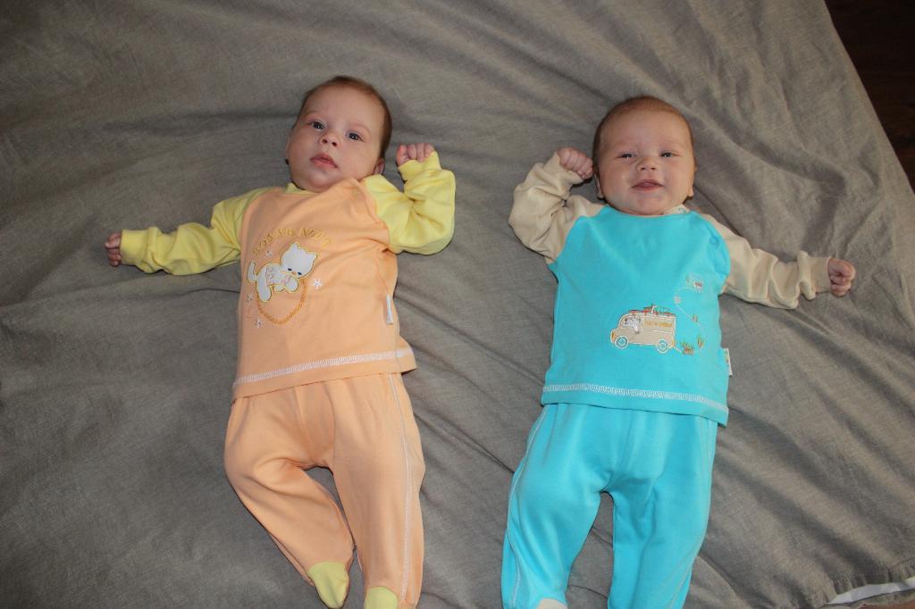 Александр и Юлия. Малыш на обложку