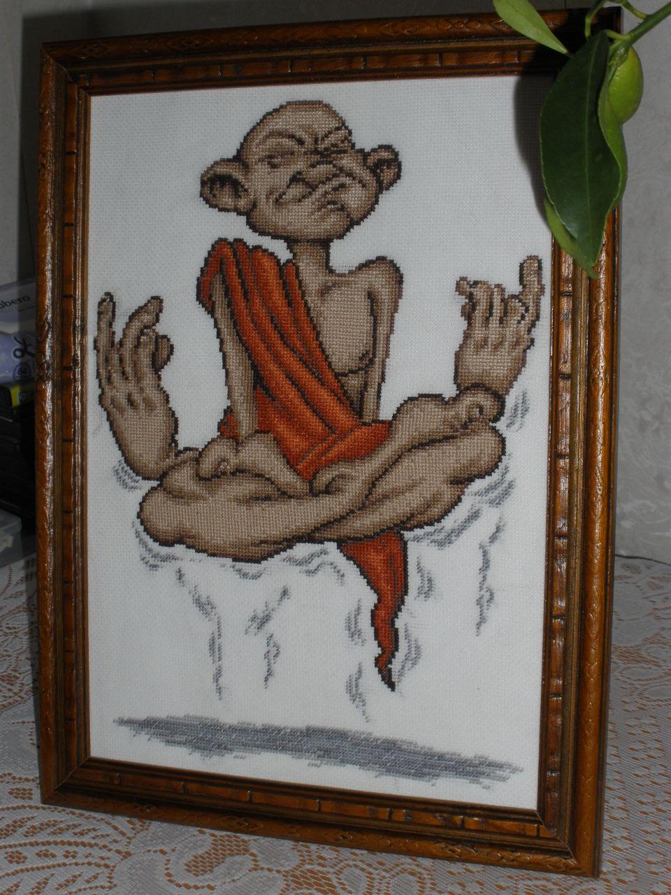 Монах. Предметы быта