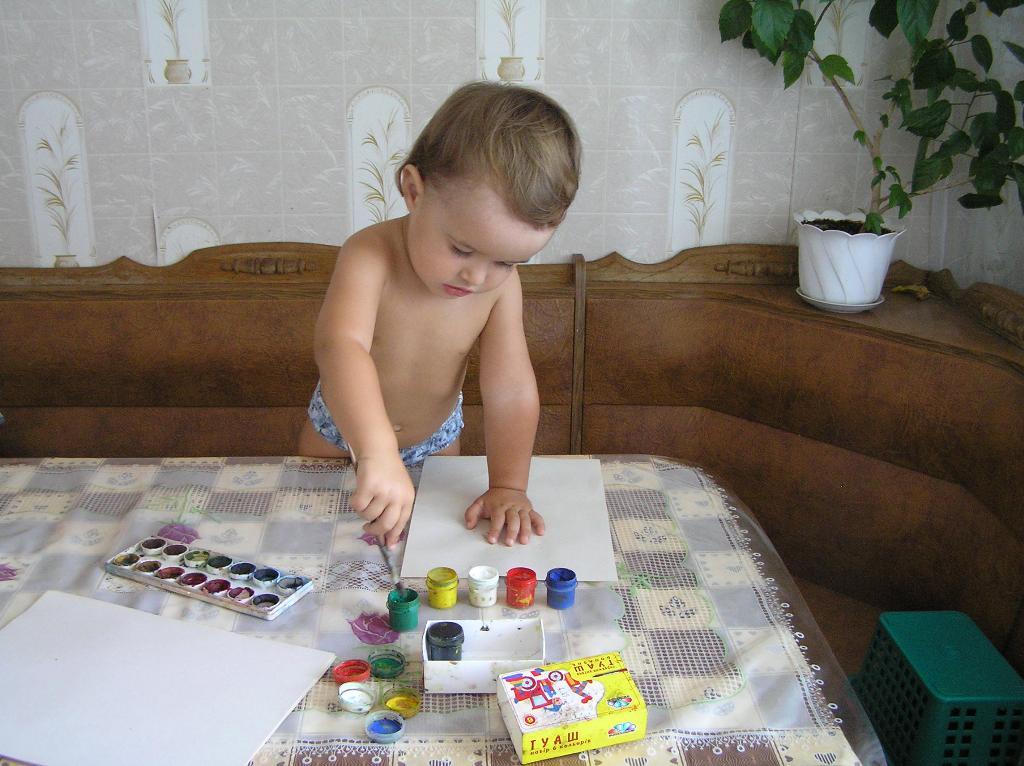 я стану великим художником!!!)). Я рисую