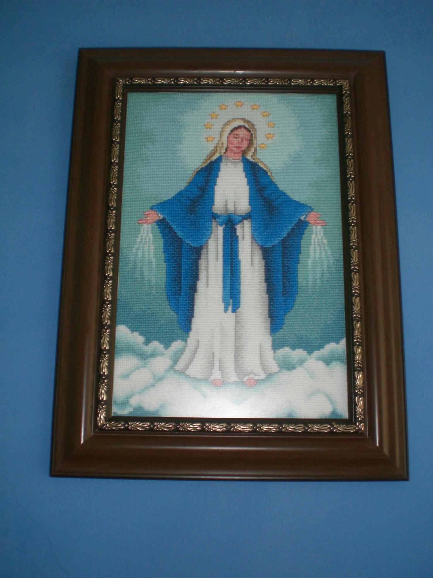Virgen La Milagrosa. Иконы и библейские сюжеты