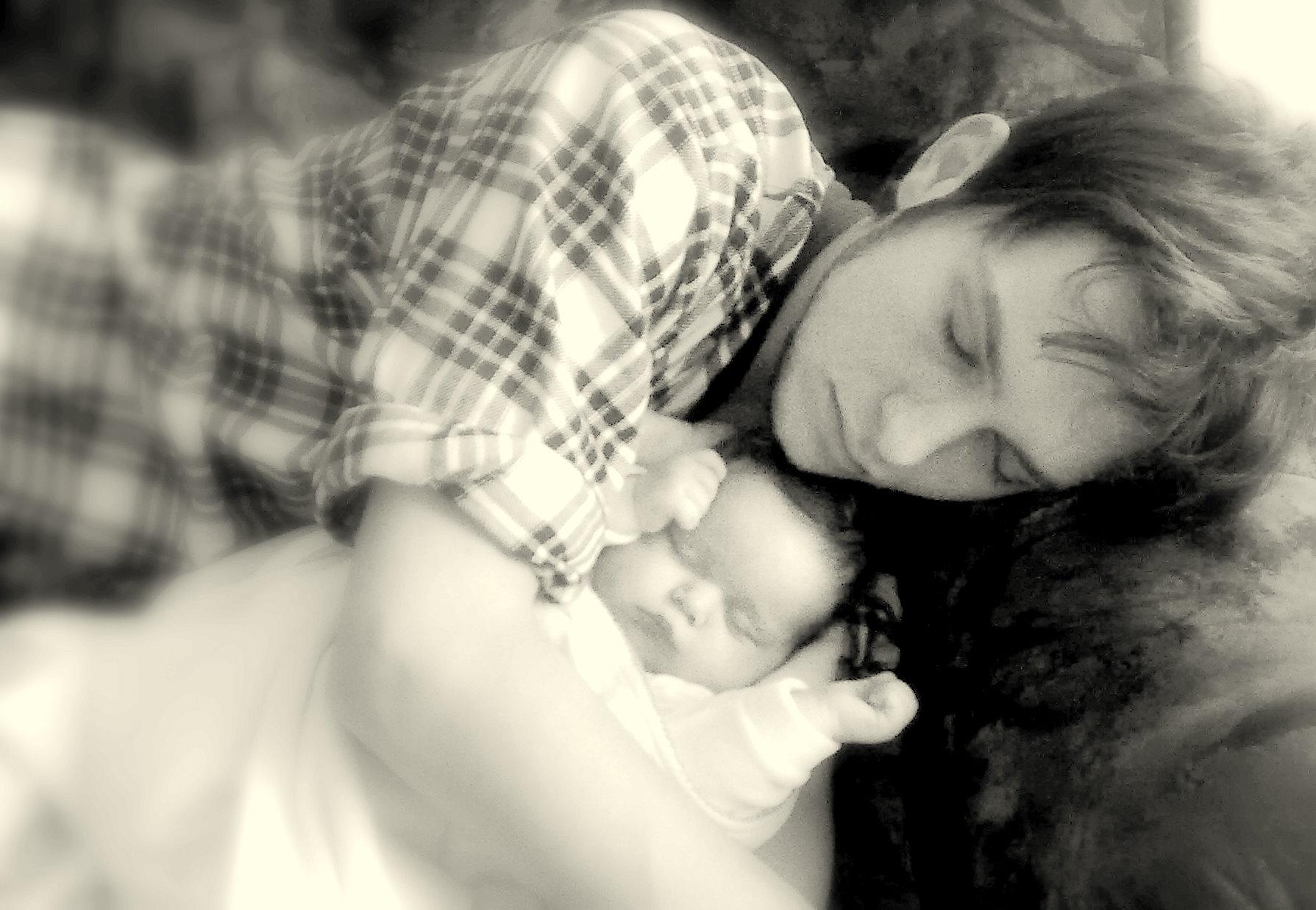 'Отцы и Дети' - На 10-ом сне. Вместе с папой