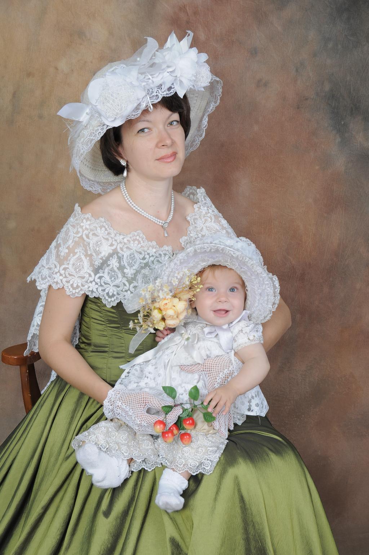 эх, не в том веке мы родились.... Закрытое голосование фотоконкурса 'Мадонна с младенцем'