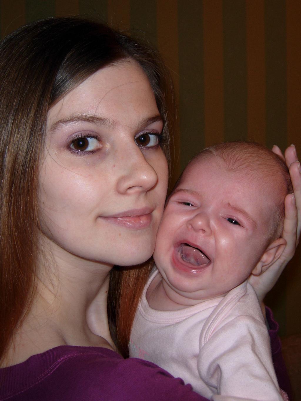 Счастье!!!. Мадонна с младенцем