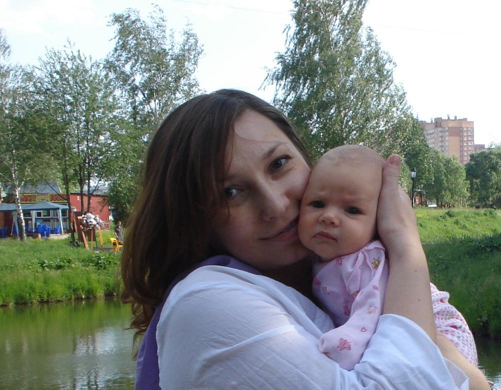 мой ангел. Мадонна с младенцем