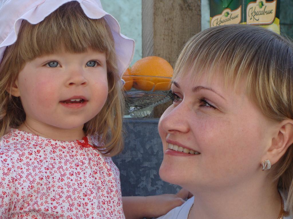 Счастье. Закрытое голосование фотоконкурса 'Мадонна с младенцем'