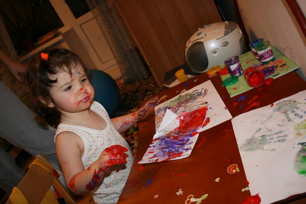 Интересно, маме понравиться?!). Я рисую