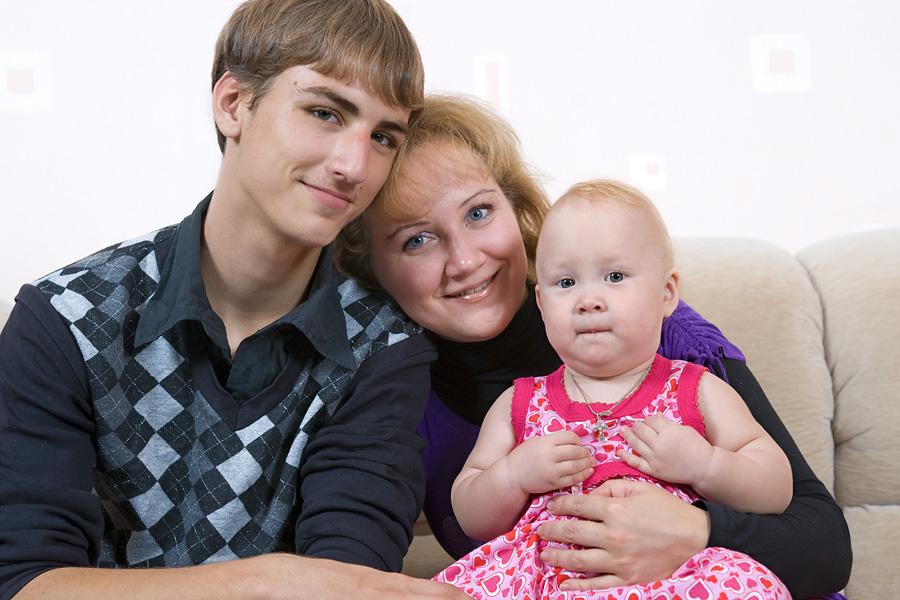 мое долгожданное чудо. Мадонна с младенцем