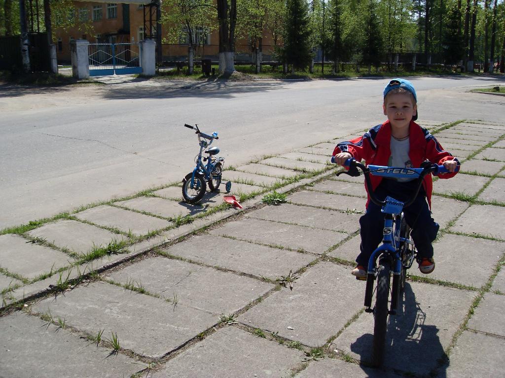 Укрощение велосипеда. Закрытое голосование фотоконкурса 'Укрощение велосипеда'