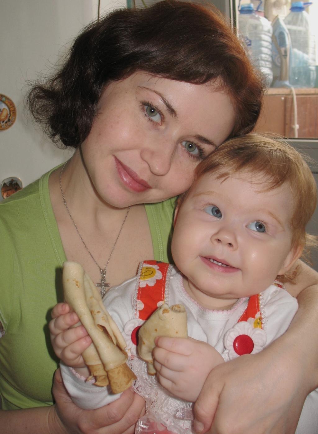 Мое счастье навсегда!!!. Мадонна с младенцем