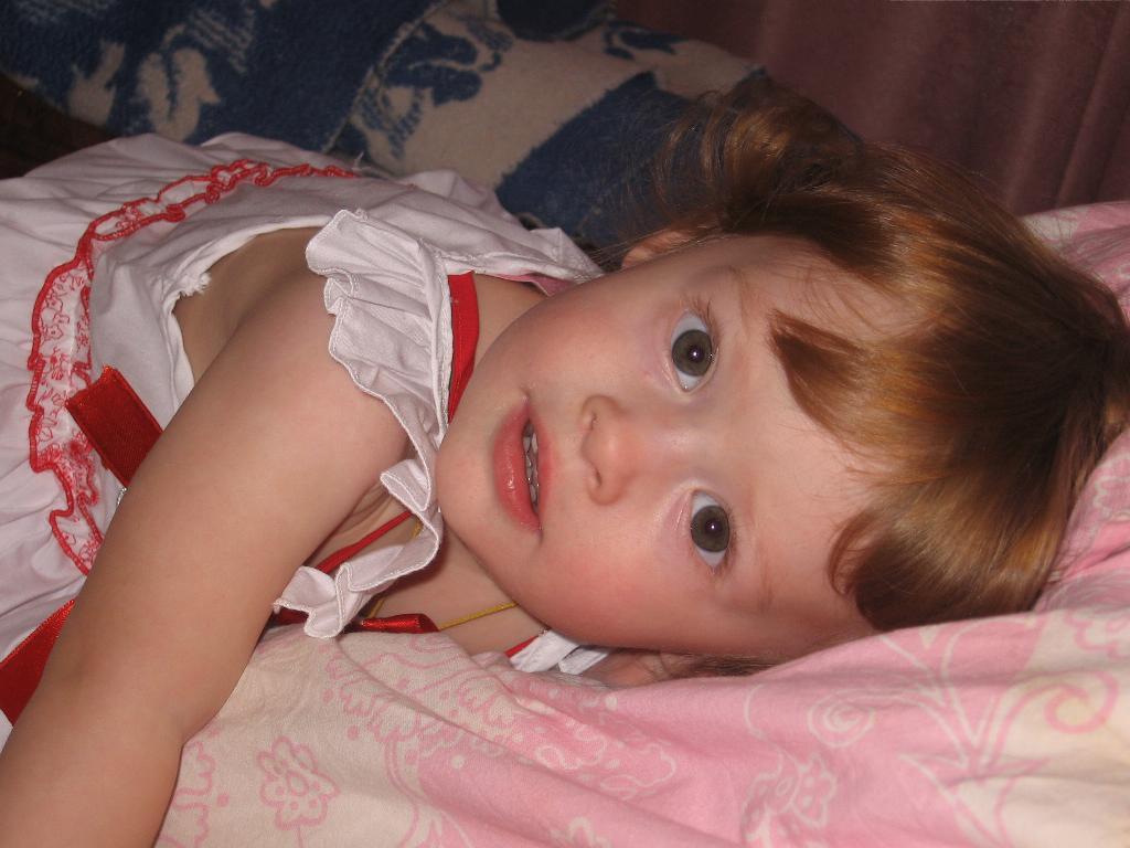 Принцесса Валерия. Малыш на обложку