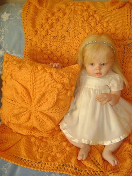 Комплект 'Золотая осень'. Ковры, одеяла, пледы