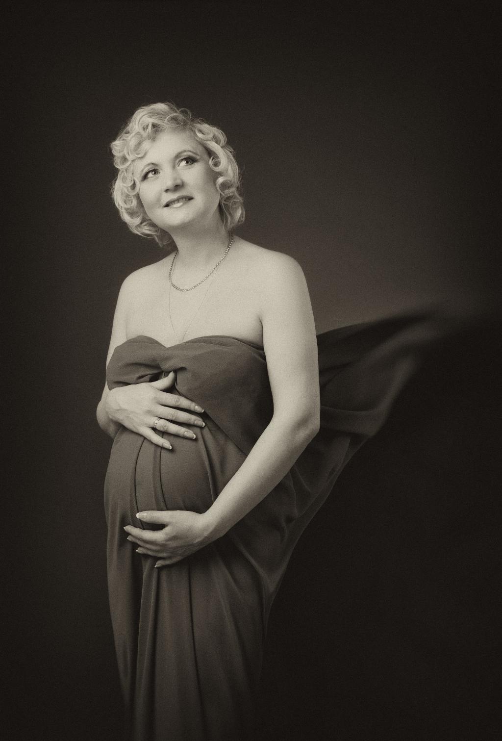 В ожидании чуда.. Стильная беременность