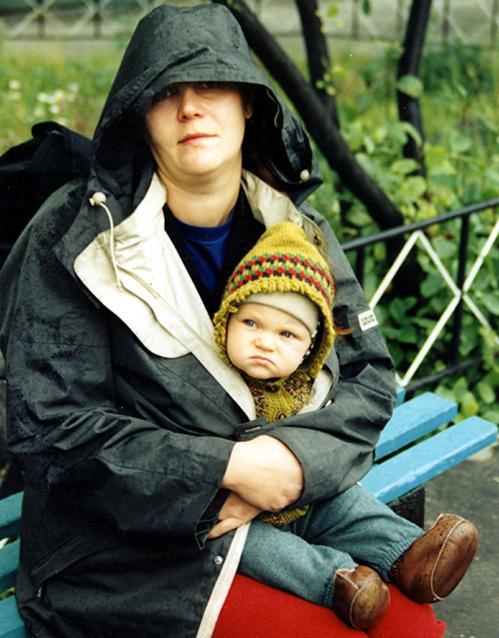 Осенняя прогулка.... Закрытое голосование фотоконкурса 'С мамой на прогулке'