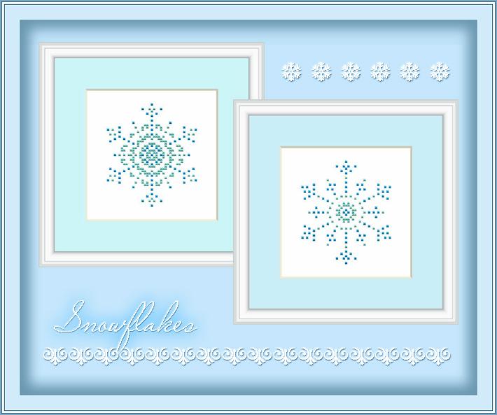 Cнежинки. My designs