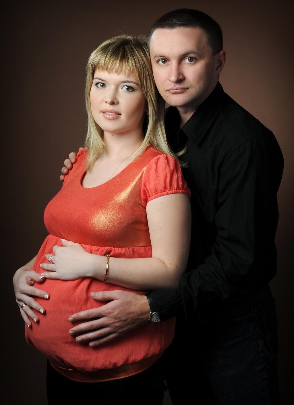 прекрасная пара. Закрытое голосование фотоконкурса 'Стильная беременность'