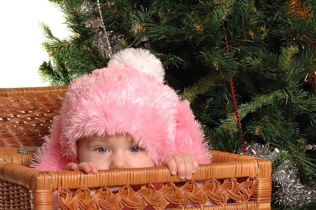 Подарок под елкой.. Закрытое голосование фотоконкурса 'Новогодний карнавал'
