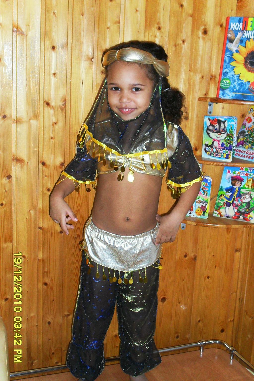 Восточная принцесса !. Новогодний карнавал