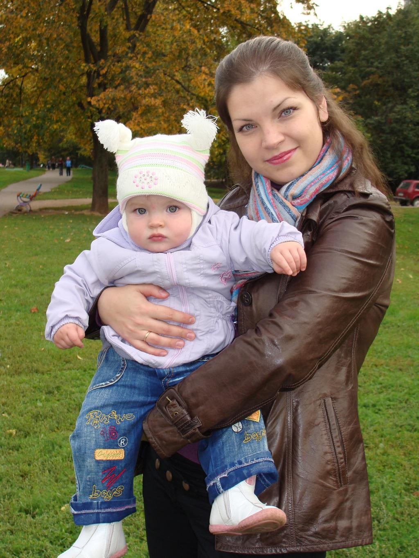 На прогулке с Мамой!. С мамой на прогулке