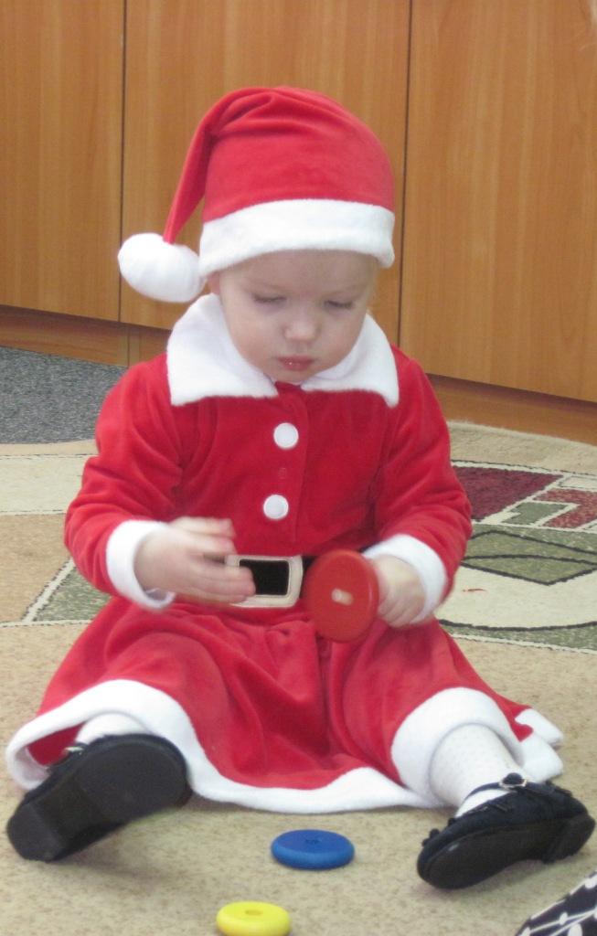 Мой личный Дед Мороз!. Новогодний карнавал