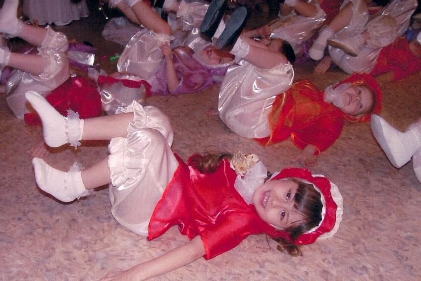 Вот это танцы!. Новогодний карнавал