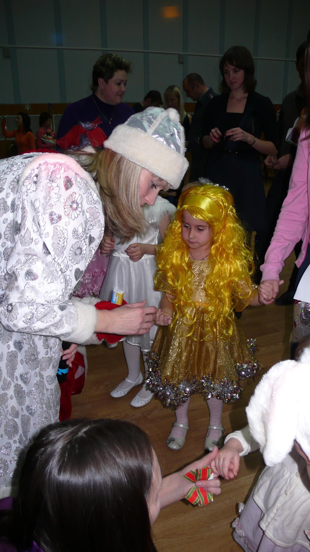 КУКЛА. Новогодний карнавал