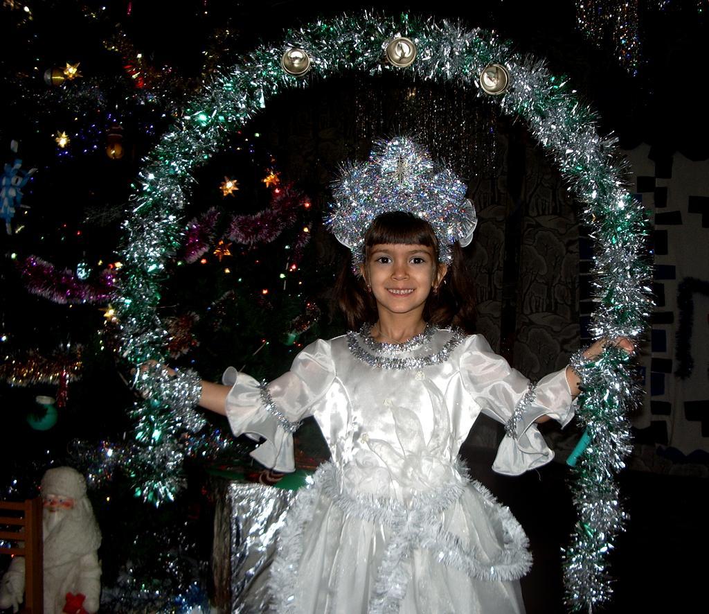 Колокольчики, зовите Новый год!. Новогодний карнавал