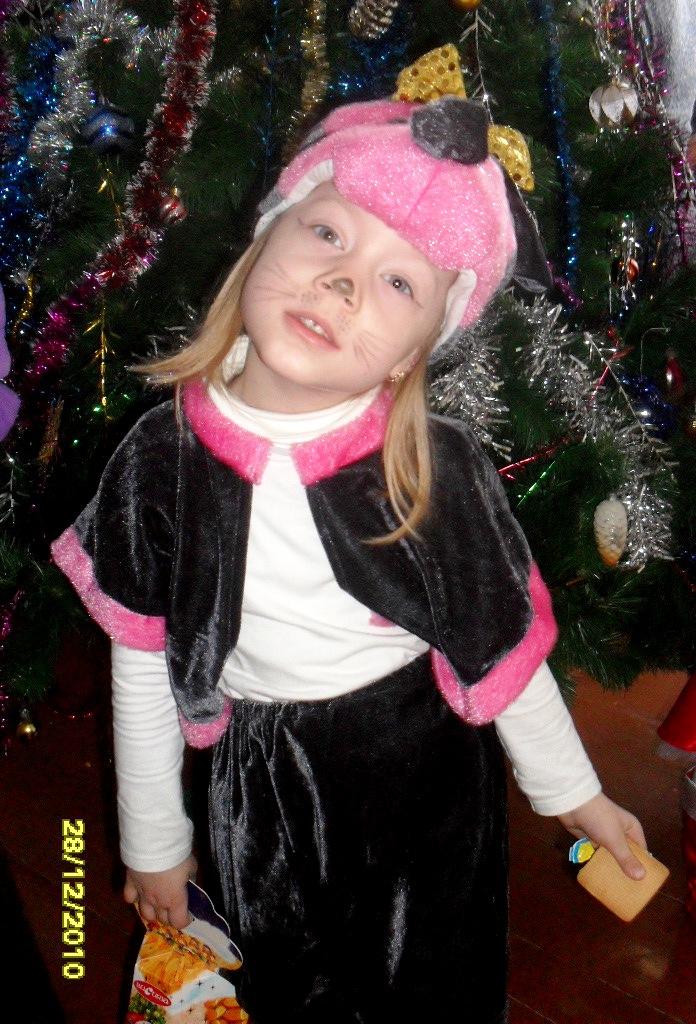 Я маленькая мышка!. Новогодний карнавал