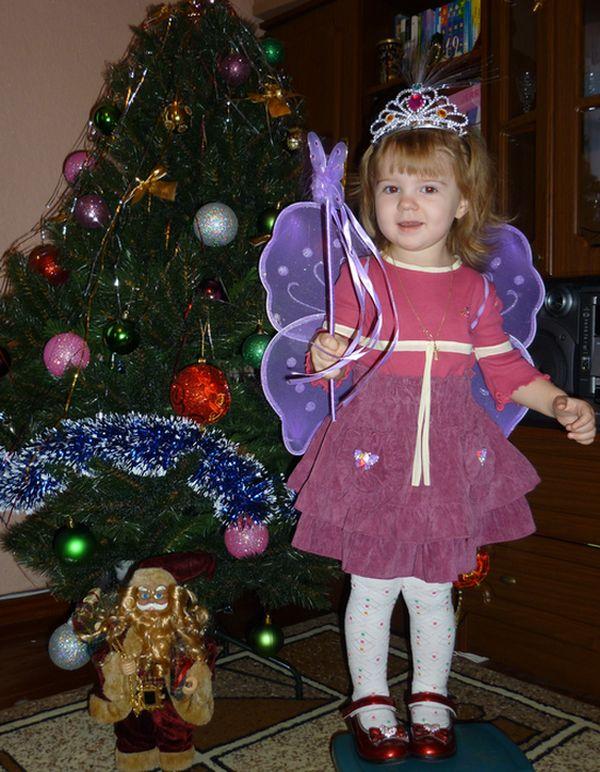 Фея-волшебница. Новогодний карнавал