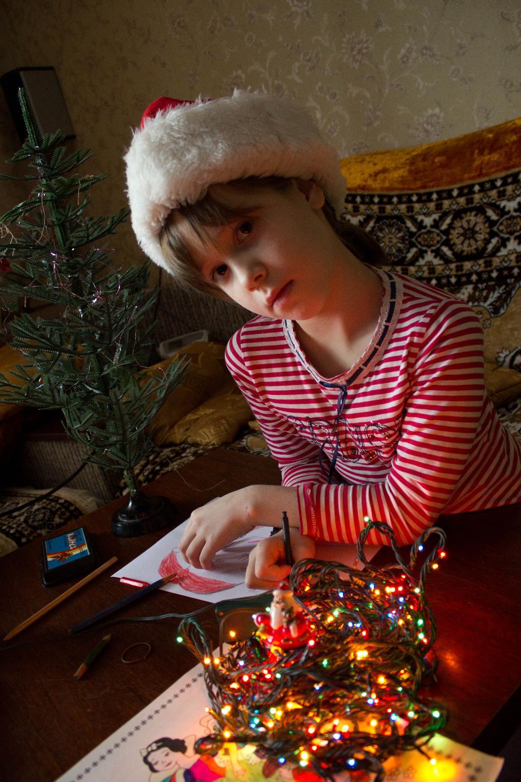 Здравствуй Дедушка Мороз.... Пишу письмо Деду Морозу