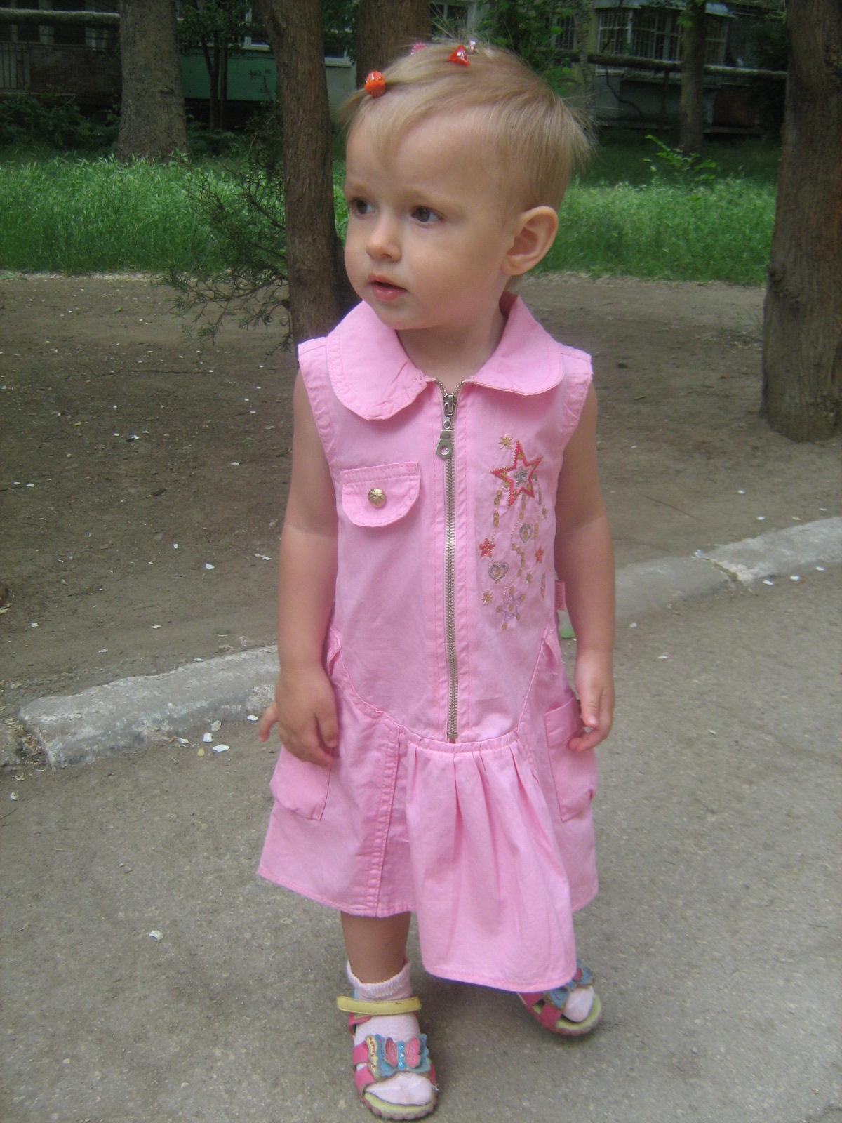 Маленькая модница Валерия . Малыш на обложку
