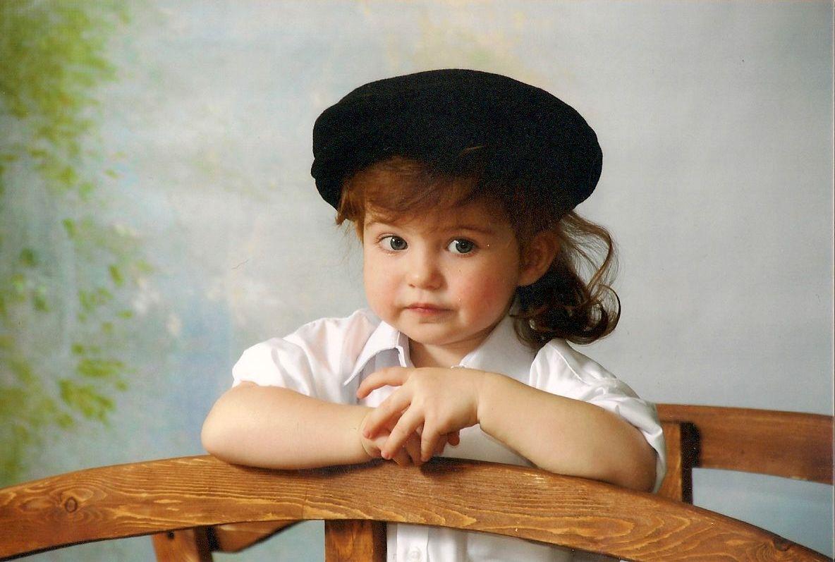 Дарьюшка. Малыш на обложку