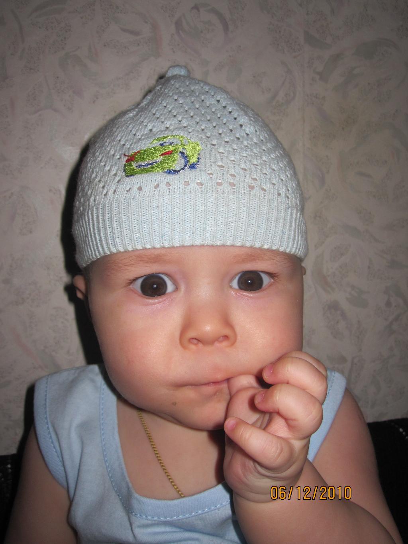 Князь Роман. Малыш на обложку