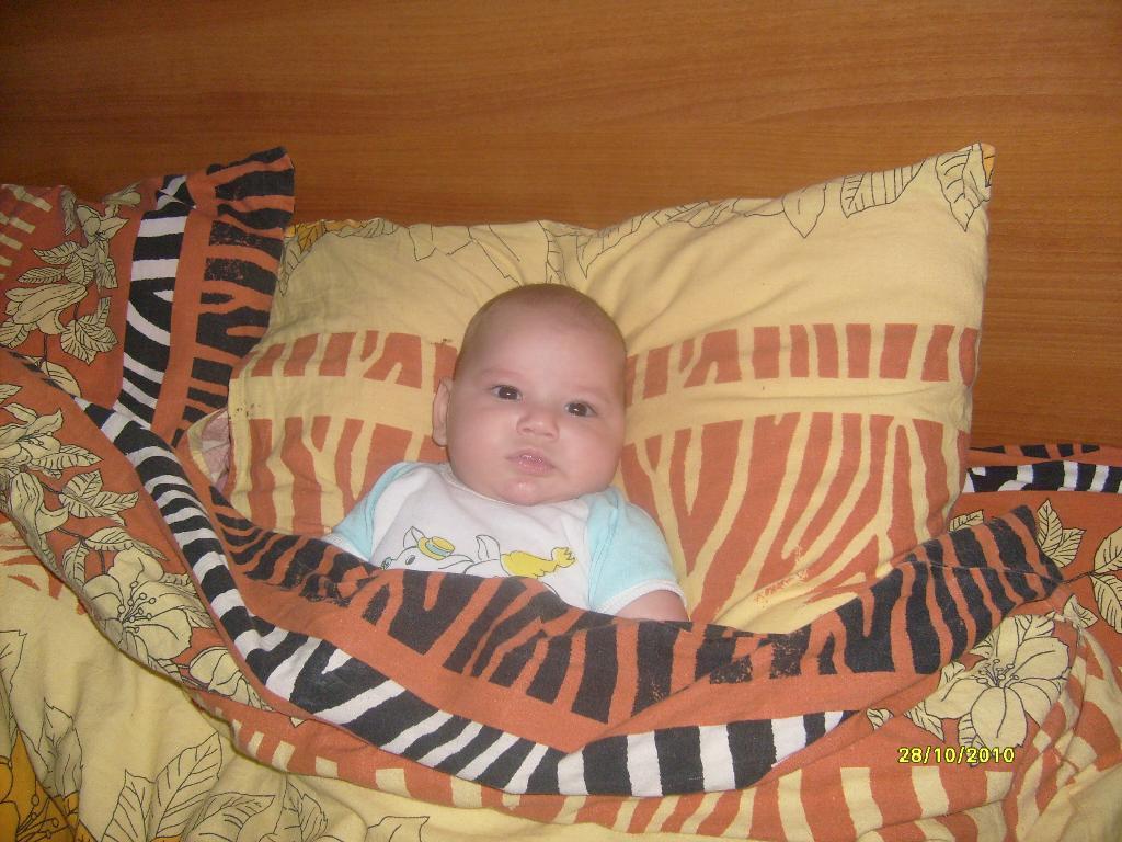 Илья с утра. Малыш на обложку