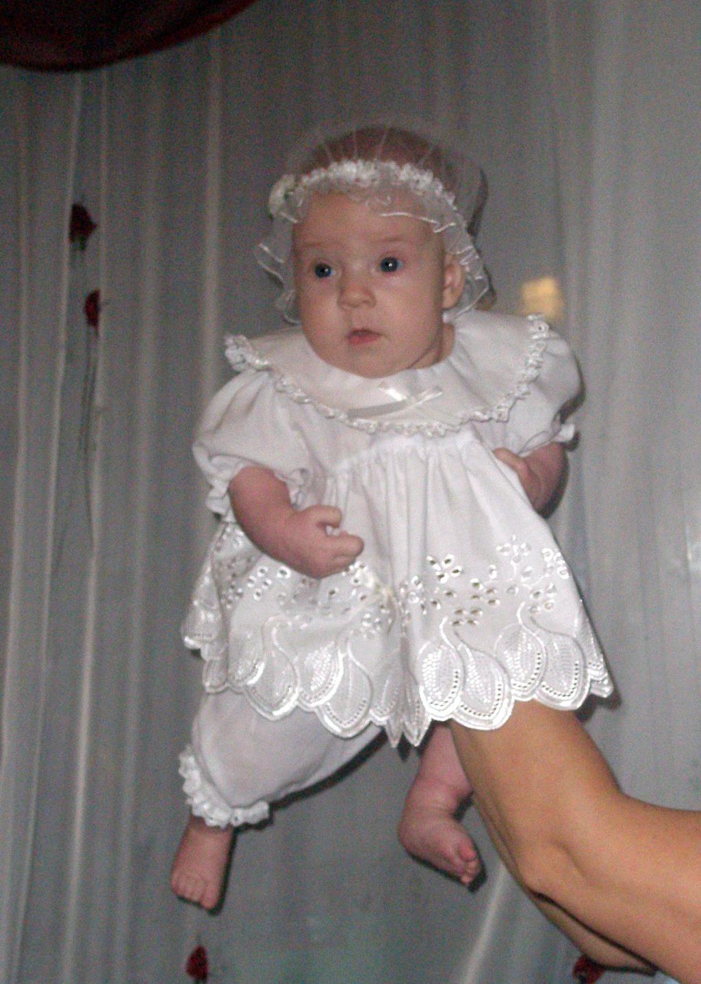 Ангелочек. Малыш на обложку