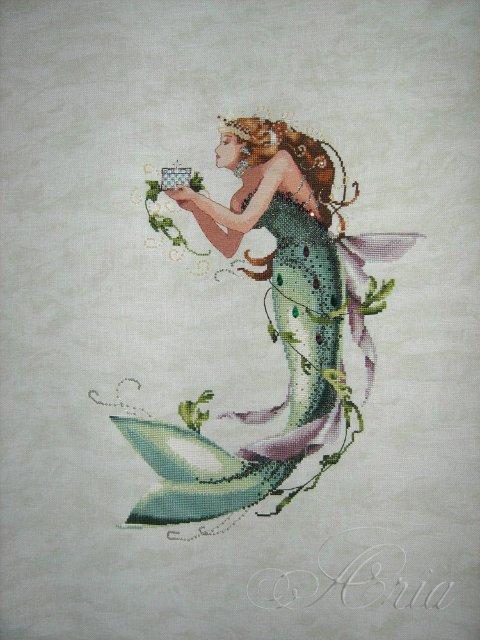 MD57 - Queen Mermaid. Рыбы и другие обитатели глубин