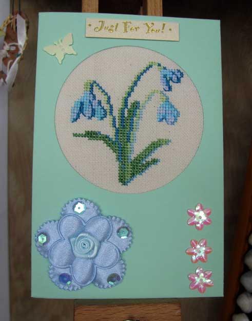 6 natkaz для ТюхЕ и Сергуша (получена). 2010 Проект 'Весенняя открытка-2'