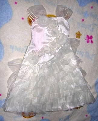 платье для дочки. Предметы быта