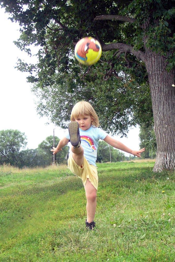 Буду футболистом.... Закрытое голосование фотоконкурса 'Буду футболистом!'