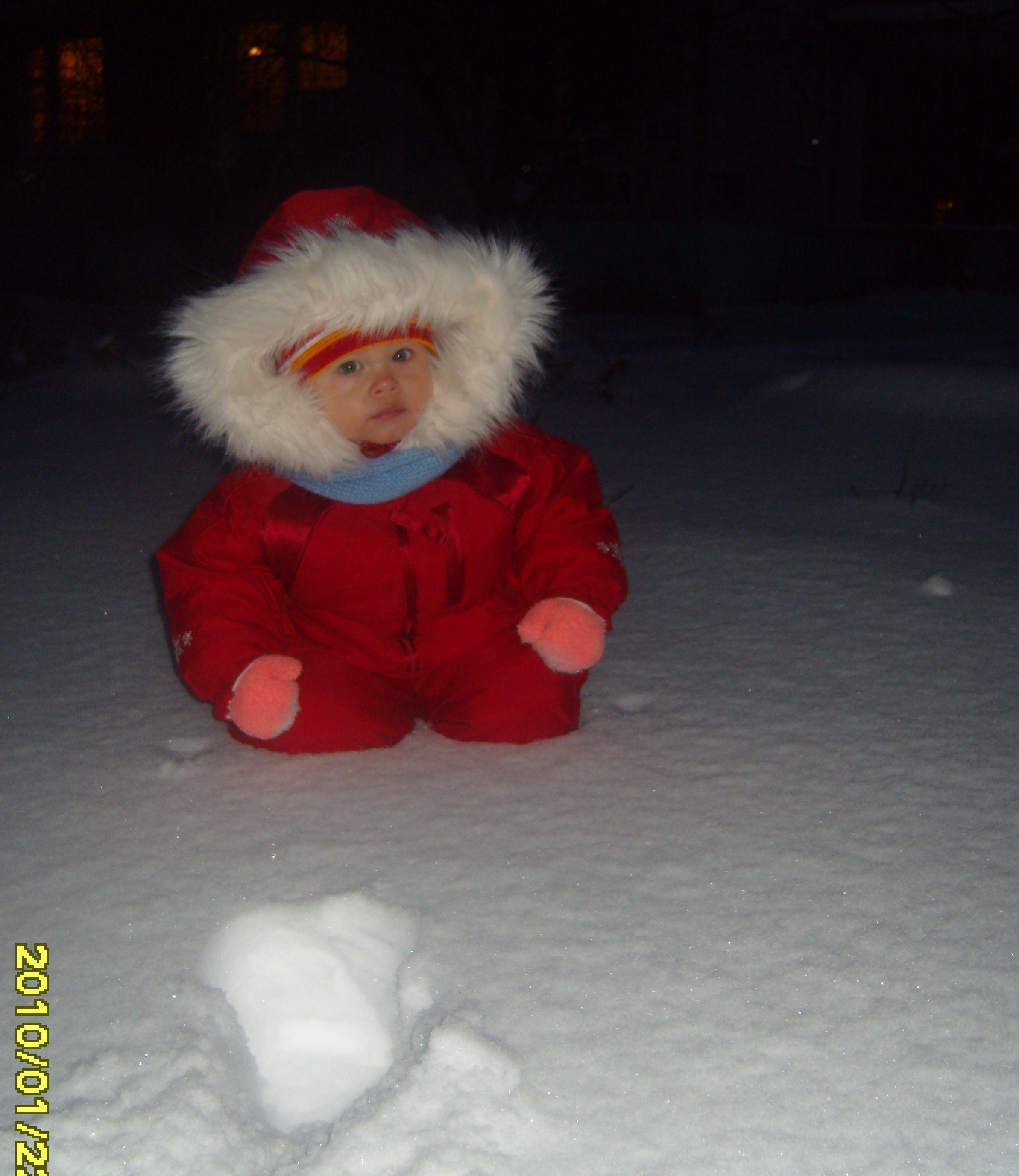 вот такая зима !!!. Эмоции