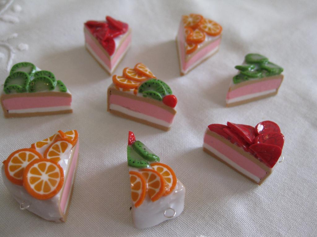 картинки тортики из полимерной глины того, что уничтожить