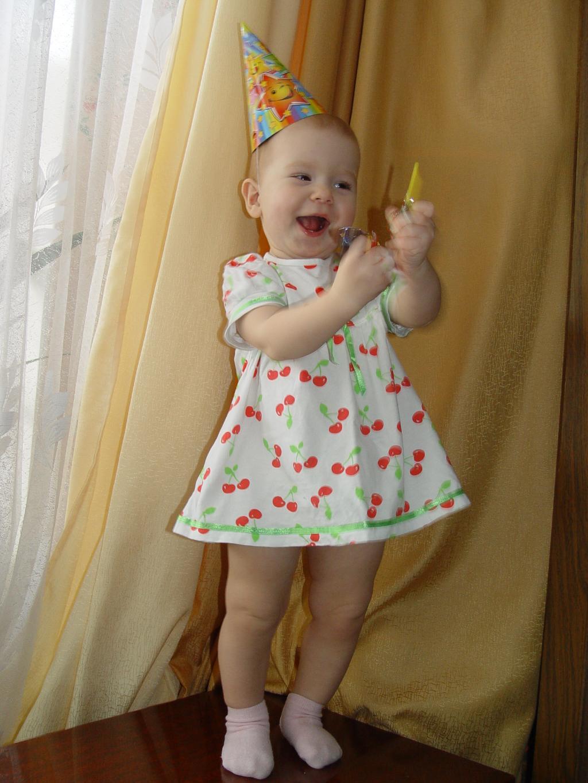 Открытки лизоньки 1 годик, днем рождения генка