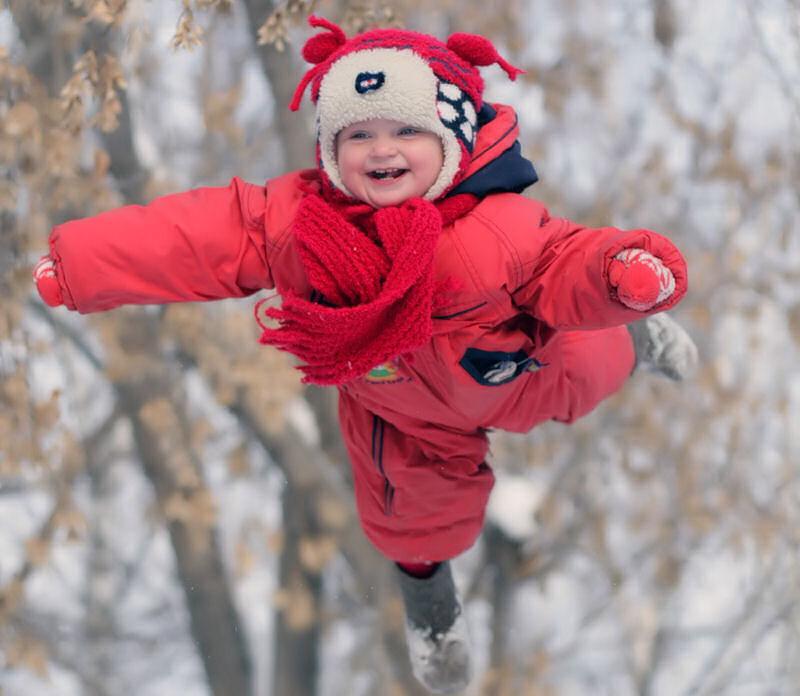 Прыжки в высоту. Закрытое голосование фотоконкурса 'Олимпийцами становятся с рождения'