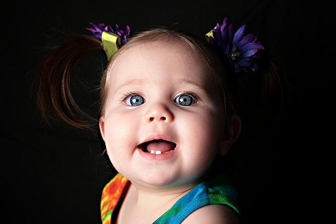 улыбашка. Закрытое голосование фотоконкурса 'Улыбнись, малыш'